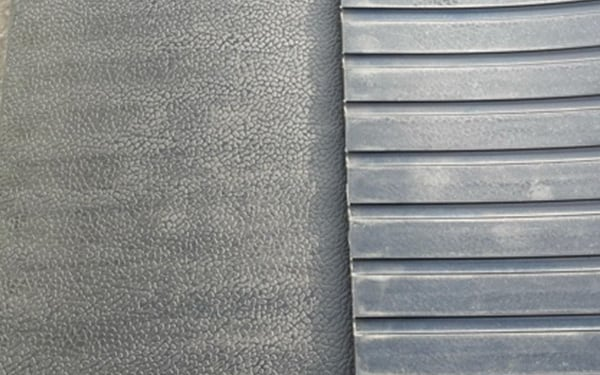 Reclaimed Rubber Sheets